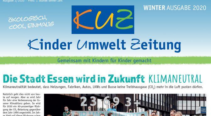 KINDER-UMWELTZEITUNG (KUZ) Ausgabe 2/2020