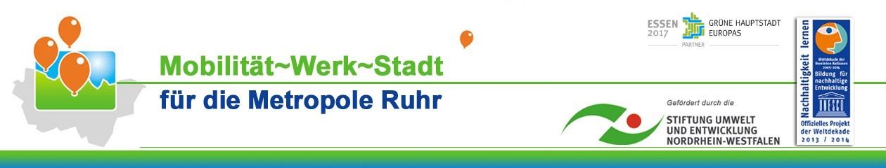 Mobilität für die Metropole Ruhr