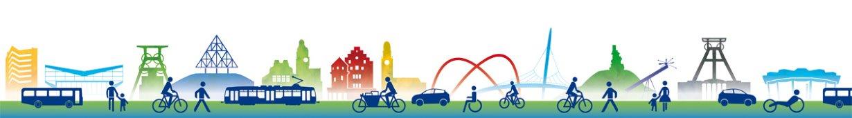 Mobilität für die Metrolpole Ruhr